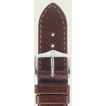 Hirsch Forest Uhrenarmband braun M 17900210-2-16 16mm