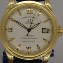 Omega De Ville Co-Axial Escapement 18k Gold Limited Edtion...