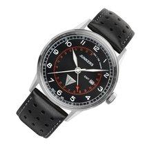 Junkers G38 Herrenuhr Quarz GMT