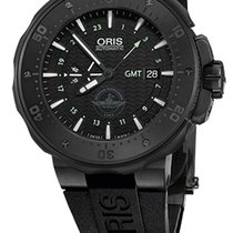 Oris PRODIVER FORCE RECON GMT - 100 % NEW - FREE SHIPPING