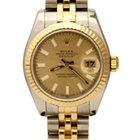 "Rolex Datejust Automatic 18K/SS Two Tone 26mm ""F"" 2003..."