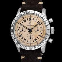 Universal Genève vintage chrono Aero-Compax 24 Hours, venus mvt