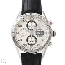 TAG Heuer Carrera Calibre 16 Day-Date Automatik Chronograph 43 mm