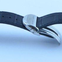 Maurice Lacroix Leder Armband Bracelet 20mm Mit Faltschliesse