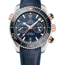 Omega Seamaster Planet Ocean 600 Co-Axial Chronometer Chronograph