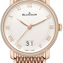 Blancpain Villeret Grand Date 40mm 6669-3642-mmb