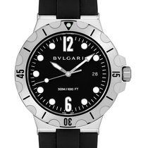 Bulgari DP41BSVSD  Diagono Pro Automatic 41mm Men's Watch