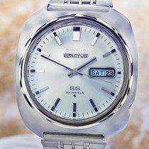 Seiko Actus 5 Vintage Rare Stainless Steel Automatic Japanese...