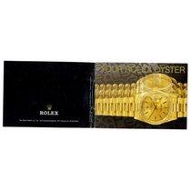 Rolex 1997 Oyster Rolex Catalogue English