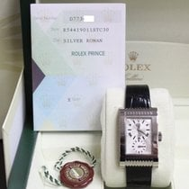 Rolex Cellini Prince 5441 / 9 18K White Gold Box & Papers...