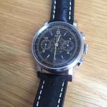 Tissot Heritage 2009 Ltd. Chronograph Steel with modified...