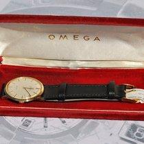 Omega De Ville Oro 18 Kt Rarissimo 1968 Eccellente Con Box
