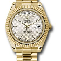 Rolex Oyster 228238 Perpetual Day-Date 40mm18K Yellow Gold  Watch