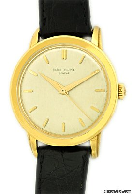 Patek Philippe Gent's Vintage 18K Yellow Gold  Calatrava Strapwatch [On Hold]