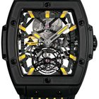 Hublot Masterpiece 06 Senna All Black