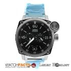 Oris New Men 's Flieger 01 749 7632 4194 Steel Date $2950