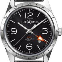 Bell & Ross Vintage BR 123 GMT