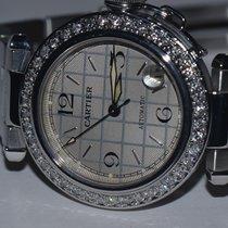 Cartier Pasha Midsize Automatic Diamonds