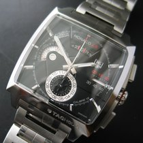 TAG Heuer Monaco LS Linear System Chronograph Calibre 12