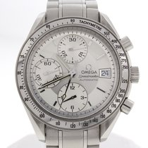 Omega Speedmaster Chronograph Steel Automatic Watch 3513.30.00