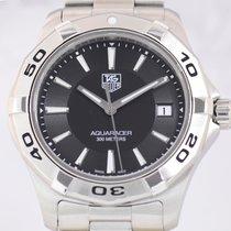 TAG Heuer Aquaracer Date Chronometer Stahl  Sport