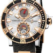 Ulysse Nardin Maxi Marine Diver Titanium 265-90-3-91