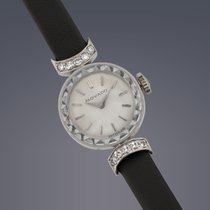 Movado 18ct white gold manual ladies cocktail watch