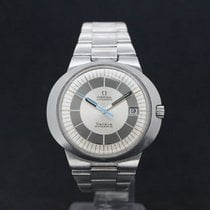 Omega Dynamic Automatic with rare grey Dial ca. 1970