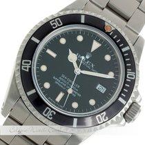 Ρολεξ (Rolex) Sea Dweller Stahl 16600