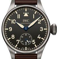 IWC Schaffhausen IW510301 Big Pilot's Heritage Watch 48 Black...