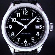 Almanus Sixtus Automatik Date Glasboden  Preis verhandelbar