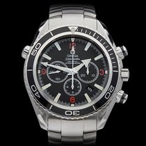 Omega Seamaster Planet Ocean Stainless Steel Gents 22105100