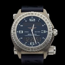 Breitling Emergency Titanium Gents E76321