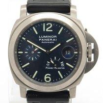 Panerai Luminor Pam93 Men's Titanium Automatic Watch W/...
