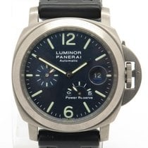 Panerai Luminor Pam93 Men's Titanium Automatic Watch W/...