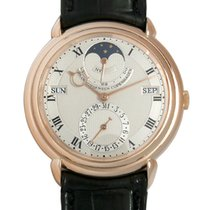 Urban Jürgensen Reference 3 Perpetual Calendar Moon Phase Up...
