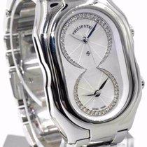 Philip Stein Prestige Diamond Watch - Small Ladies / Dual Time...