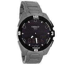 Tissot T-Touch Expert Solar Mens Titanium Watch T091.420.44.05...