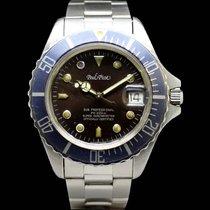 Paul Picot Paul Mariner Vintage Diver