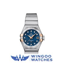 Omega Constellation Co-Axial 27 MM Ref. 12320272053002
