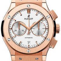 Hublot Classic Fusion 45mm Automatic Chronograph King Gold
