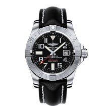 Breitling Men's A3239011/BC34/435X/A20BA.1 Avenger II GMT Wa