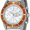 Breitling Superocean Heritage Chronograph Silver Dial A...