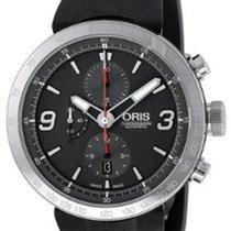 Oris TT1  Chronograph NEU mit Box+Papieren