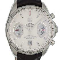 TAG Heuer Grand Carrera Calibre 17 RS Chronograph Stahl...