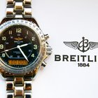 Breitling INTRUDER REVEIL AEROMARINE HERREN CHRONOGRAPH