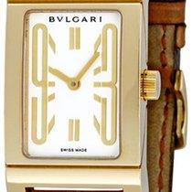 Bulgari Bvlgari Rettangolo 18K Solid Gold