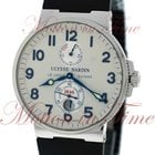 Ulysse Nardin Maxi Marine Chronometer 41mm, Silver Dial -...