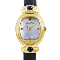 Audemars Piguet Ladies Yellow Gold Quartz Watch 66665BA.SS.A00...