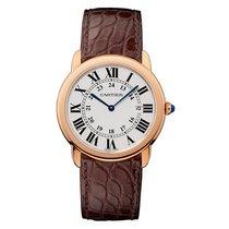Cartier Ronde Solo Quartz No Date Midsize  watch W6701008